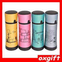 OXGIFT vacuum insulation mug,vacuum thermos mug,portable new style vacuum mug