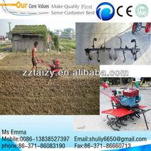 family using cultivator/small power tiller 0086-13838527397