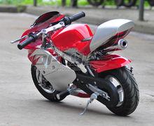 Sales promotion Cheap gas pocket bikes