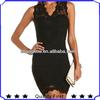 brand clothes fashion clothing women black lace dress ,womens latest fashion dress design,fashion boutique dress for women