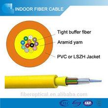 Supply super quality 4 core multimode fiber optic cable micron