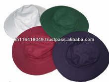 Sun hat colored