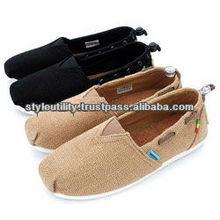 scd01250 SALE! Hemp blend summer kung-fu fashion sneakers