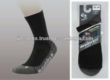 high-performance MOTORBIKE DEODORANT SILVER socks