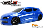 Team Magic E4D SRC 2012 Specs brushless