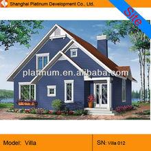 134.46m2 Prefabricated Steel Houses