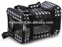 folding Pet transport Carrier bag