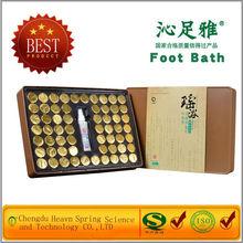 Hot efervescentes de mesa com a medicina tradicional chinesa 2014 novos produtos
