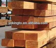 Cedar wood pickets/ wood post