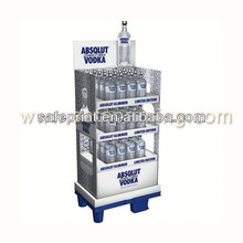 hot sale and factory price solar powered rotating display stand