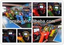 GM3131B mini arcade game machine racing video