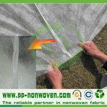 Maximum 36m width nonwoven agricultural fabric