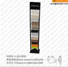 SR004 baseball cap display rack