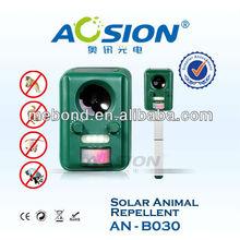 Passive infrared sensor PIR solar birds cats dogs foxes wildpigs chaser equipment