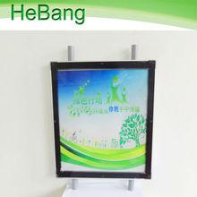 Philippines advertising led light box/super slim led light boxes aluminum profile