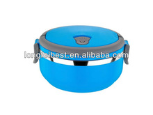 Duarable Plastic Bento Lunch Box With Lock