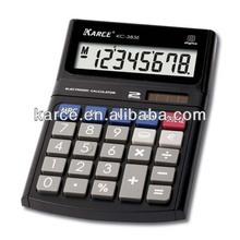 8 Digits Plastic Key Desk Top Calculator
