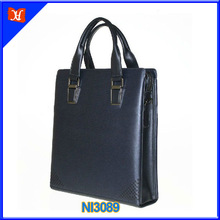 2014 Best selling man briefcases leather bags,fashion blue hollow out leather handbags,brand leather tote handbags for men