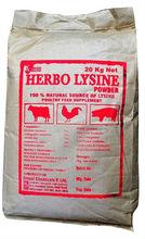Herbal lysine