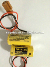 new and original BR-2/3A Panasonic lithium battery 3V 1200mAh