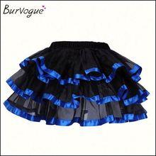 Short sexy lady mesh mini skirt halloween plus size tutu dress