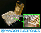 Yamaichi socket Kelvin contact for QFP , SOP , QFN , SON