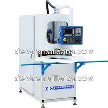 Newly China T&D/DECA upvc window and door machinery CE-Corner cleaner CNC/CE SQJA-CNC-120
