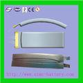 3.7v de iones de litio batería de curvas
