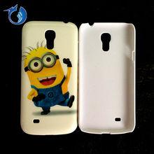 Custom design pc cover case for galaxy s4 mini despicable me case