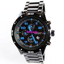 Karui En CURREN genuine fashion unique design 10 m strip waterproof Calendar watch wholesale brand watches
