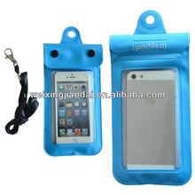 2013 custom cheap printable phone i4 i5 waterproof bag