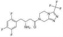 Sitagliptin Phosphate CAS-486460-32-6