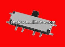 SMT mini slide switch