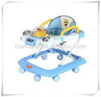 LZW new model baby walker with 8 swivel wheels (Model:138-3)