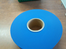 Blue Coated Stencil Paper on Roll
