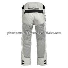 Sweet White & Back Net design Cordura Pant/Motor Bike jackets / Pant