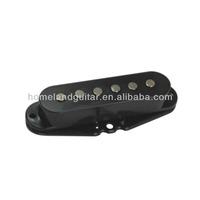 Black SCATTER WOUND Alnico Neck Single Coil Guitar Pickup 52mm