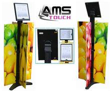 Kiosk Stand for Ipad / Samsung Tablets