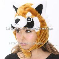 Animal Cap SAZAC HAT Red Panda