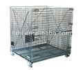 Pré-formas PET ou garrafa de armazenamento gaiola de aço