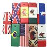 UK US KOREAN FRANCE National Flag for iphone 4s cover
