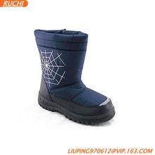 navy/dark navy kids boy winter boot