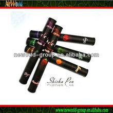 10PCS of vaporizer shsha with 280mAh battery and UK vision drip tip