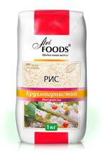 Round grain rice