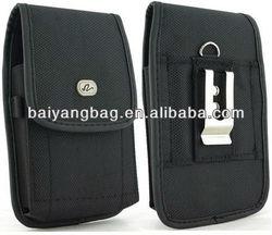 Vertical Phone Case Pouch Clip, Velcro, Belt Loop