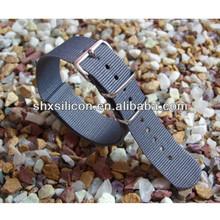 High quality nylon watch straps bands/Nato Nylon Watch Strap Band with Custom Sizes