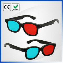 BLUE PRINT MOVIES WITH RED BLUE PLASTIC 3D EYEWEAR