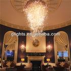 Hot sale rgb led fiber optic chandelier