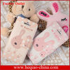 for iphone4 leather case cover,cute rabbit phone leather case