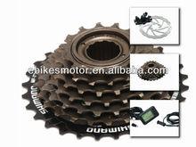 1000w 500w ebike kit with 6 Speed gear